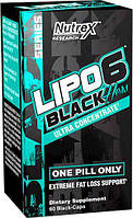 Nutrex  Lipo-6 Black Hers Ultra concentrate (60caps)