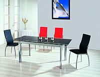 Стол стеклянный раскладной BM/T 217, фото 1