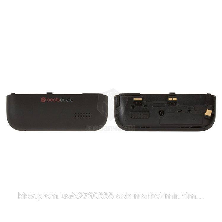 Задняя панель корпуса (крышка аккумулятора) для HTC One V T320e G24 PK76100 Original Black