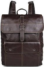 Рюкзак Vintage 14619 Коричневый, Коричневый, фото 2