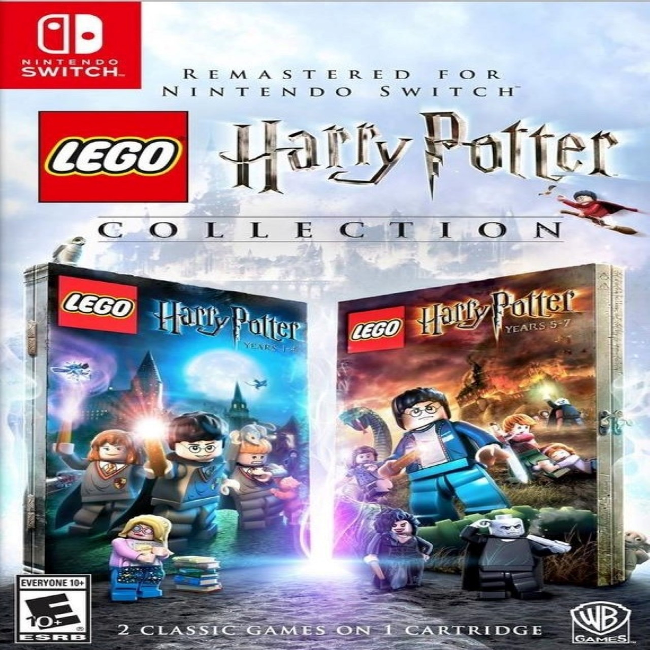 Lego Harry Potter Collection   SUB Nintendo Switch