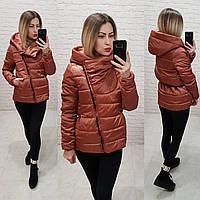 Распродажа!!!  Куртка демисезонная арт. M523 терракотовая, фото 1