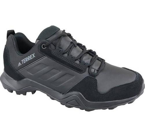 Кроссовки adidas Terrex AX3 lea кожаные оригинал, фото 2