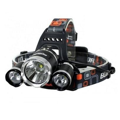 Налобный аккумуляторный фонарь Boruit Police BL-RJ3000-T6