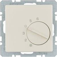 Терморегулятор Berker Q.х, 10А/250В, белый (20266082)
