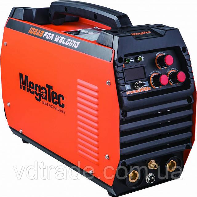 MEGATEC STARTIG 200S -IGBT-ИНВЕРТОРНЫЙ СВАРОЧНЫЙ АППАРАТ TIG (DC) / MMA