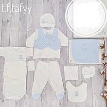 Комплект на выписку для мальчика Tafyy Турция 40020