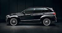 Обвес BMW X5 F15 Hamann wide-body style