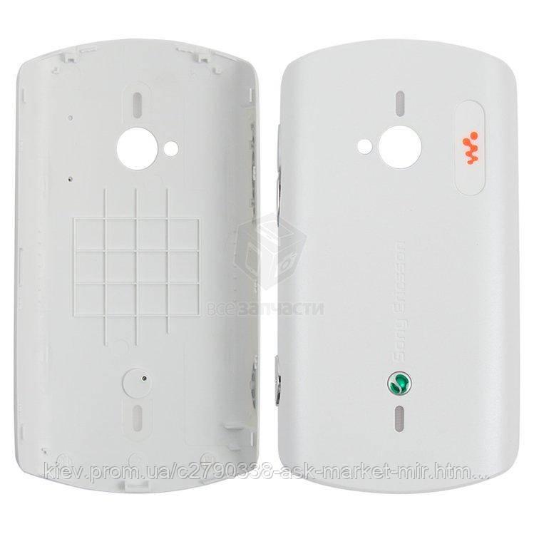 Задня панель корпусу (кришка акумулятора) для Sony Ericsson Live with Walkman-WT19i Original White
