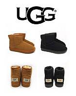 Женские угги Ugg, Удобные и теплые, черные 37 размер