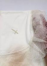 Крыжма для крещения девочки Одежда для девочек 0-2 Yeeha Украина 3004