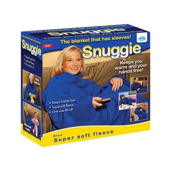 Плед с рукавами Snuggie Blanked Снугги