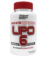 Nutrex  LIPO-6 (120 caps)