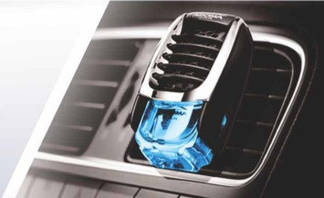 Ароматизаторы на дефлектор