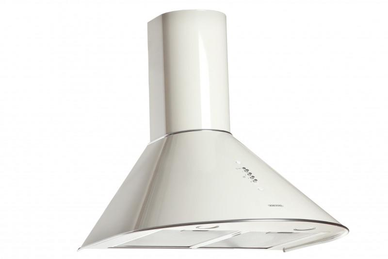 Кухонная вытяжка Eleyus Виола H 750 / 60 (белая, бежевая, черная)