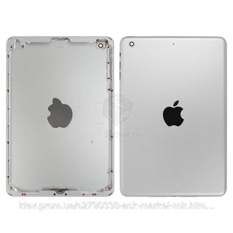 Задняя панель корпуса (крышка) для Apple iPad Mini 2 (A1489, A1490, A1491) Wi-Fi Original Silver