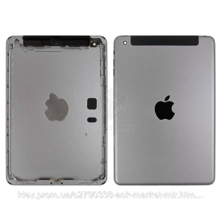 Задняя панель корпуса (крышка) для Apple iPad Mini 2 (A1489, A1490, A1491) 3G Original Black