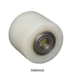 Ролик для гидравлических тележек (нейлон)