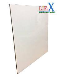 Инфракрасная панель керамическая LIFEX Slim ПС400 (белый)