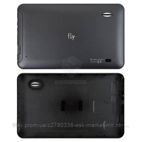 Задняя панель корпуса (крышка) для Fly Flylife Web 7 Original Black #42-F203024391, фото 2