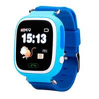 Смарт часы умные детские с GPS трекером Q90 TD-02