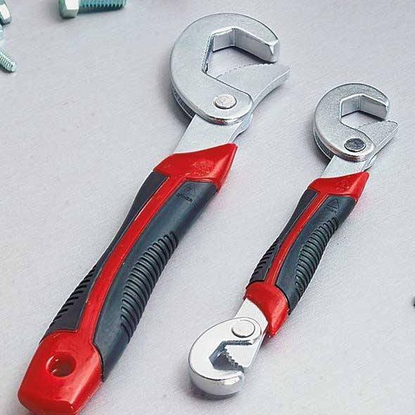 Универсальный гаечный чудо ключ Snap-n-Grip ( Набор из 2 штук )