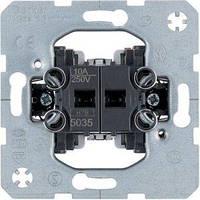 Механизм кнопки Berker, 2 кл., 2NO (5035)