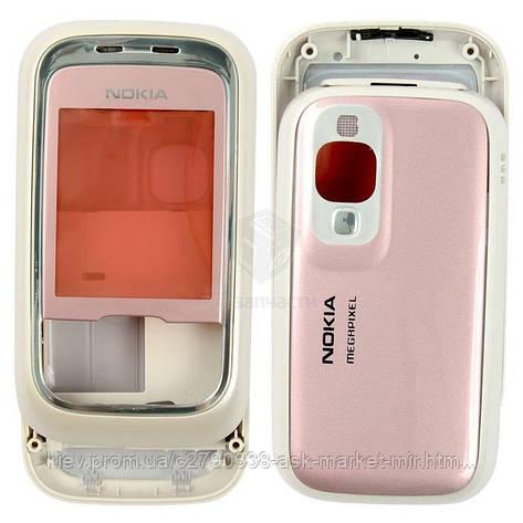 Корпус для Nokia 6111 Original Pink, фото 2