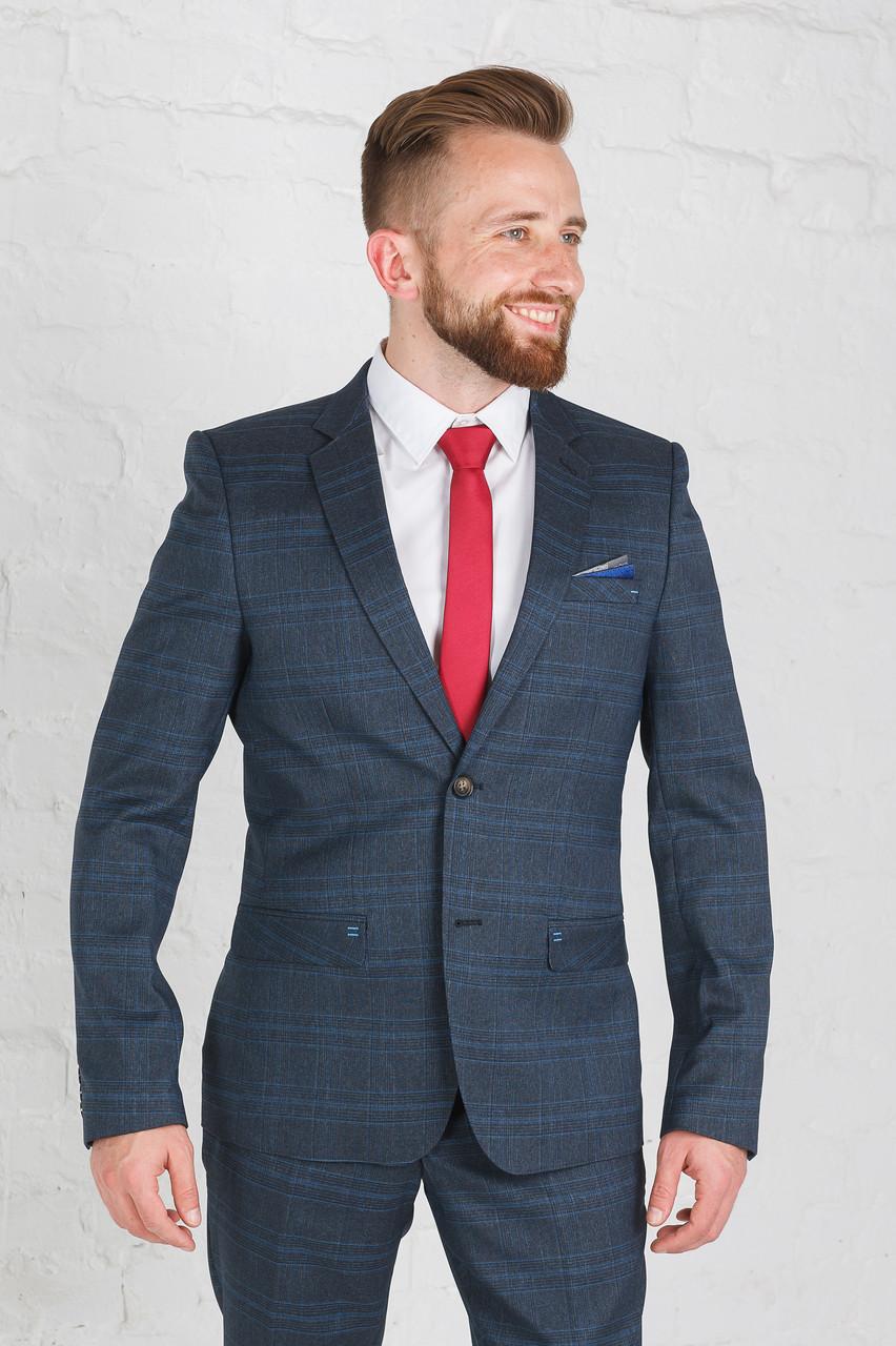 костюм из хлопка мужской классический