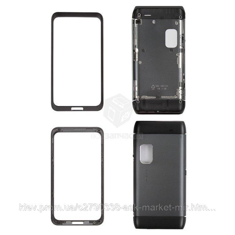 Корпус для Nokia E7-00 Original Grey