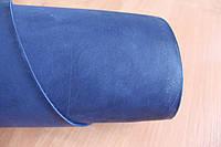 Кожа натуральная ременная темно-синяя арт. СК 1625, фото 1