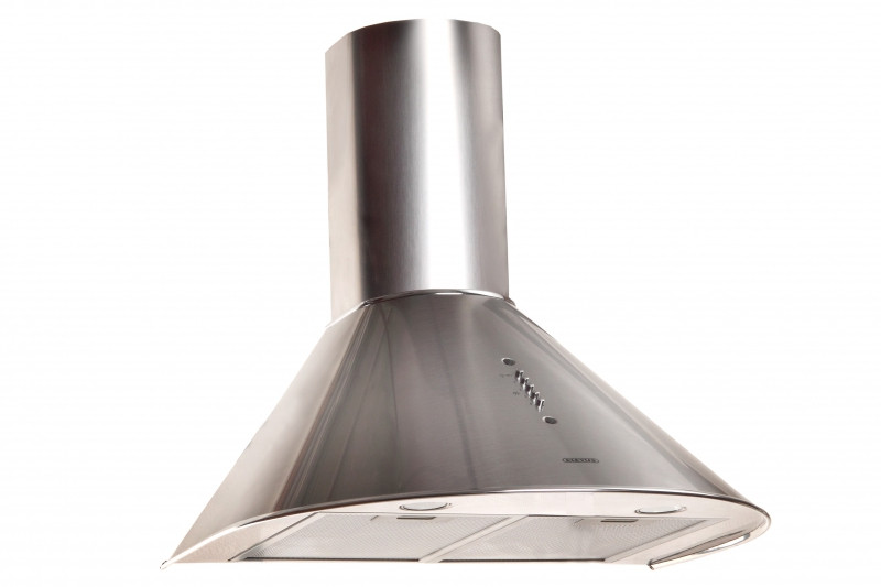 Кухонная вытяжка Eleyus Виола H 750 / 60 (нержавейка)
