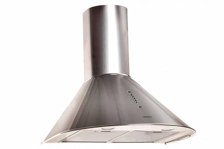 Кухонная вытяжка Eleyus Виола H 750 / 60 (нержавейка), фото 2