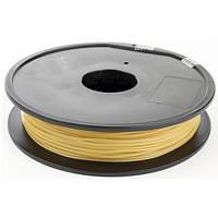 Филамент пластик PLA 0.5кг 1.75мм Sallen для 3D-принтера, светлое дерево