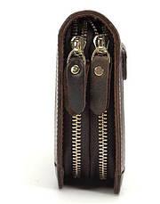 Клатч мужской с ремнем Vintage 14679 Коричневый, Коричневый, фото 3
