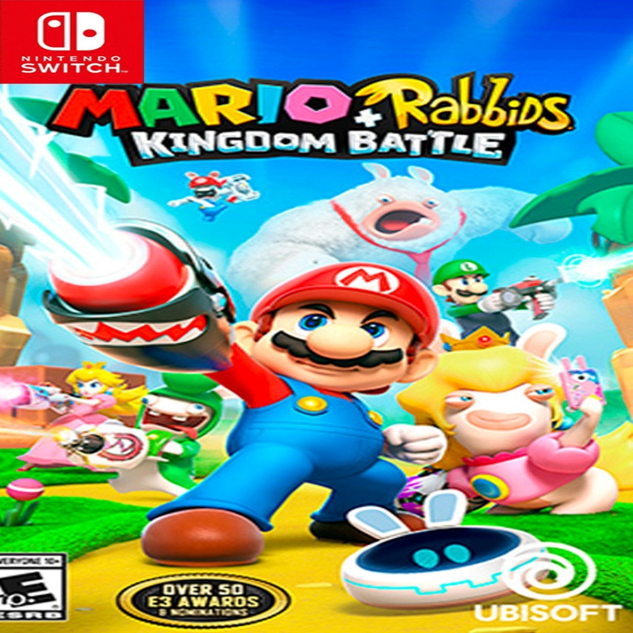 Mario + Rabbids ENG Nintendo Switch