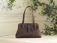 Женская кожаная сумка Jacqueline L Brown