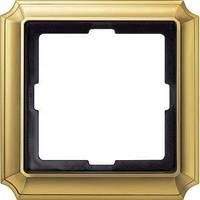 Рамка Merten Antik 1 п., блестящая латунь (MTN483121)