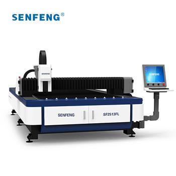 Лазерный станок для резки метала senfeng 500w