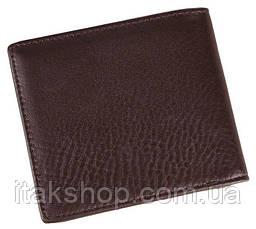 Кошелек мужской Vintage 14367 кожа Коричневый, Коричневый, фото 3