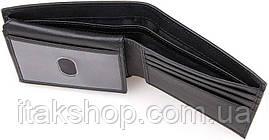 Кошелек мужской Vintage 14449 Черный, Черный, фото 2