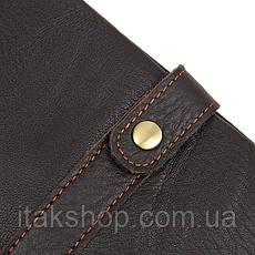 Кошелек мужской Vintage 14488 Коричневый, Коричневый, фото 2
