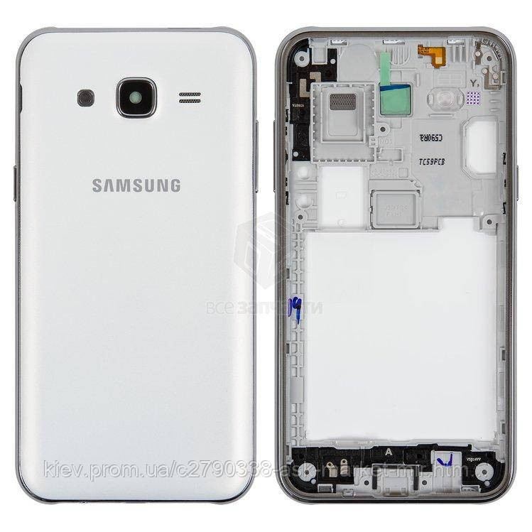 Корпус для Samsung Galaxy J5 (J500F, J500H, J500M) Original White