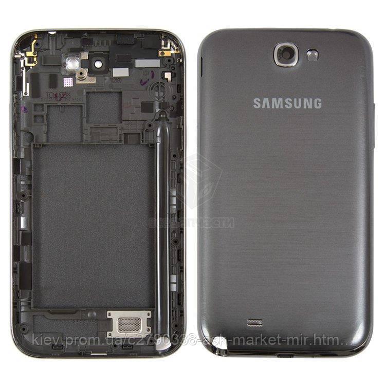 Корпус для Samsung Galaxy Note 2 N7100 Original Grey