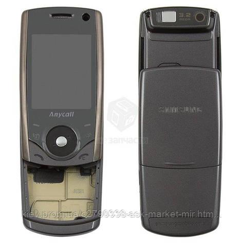 Корпус для Samsung U700 Original Grey, фото 2