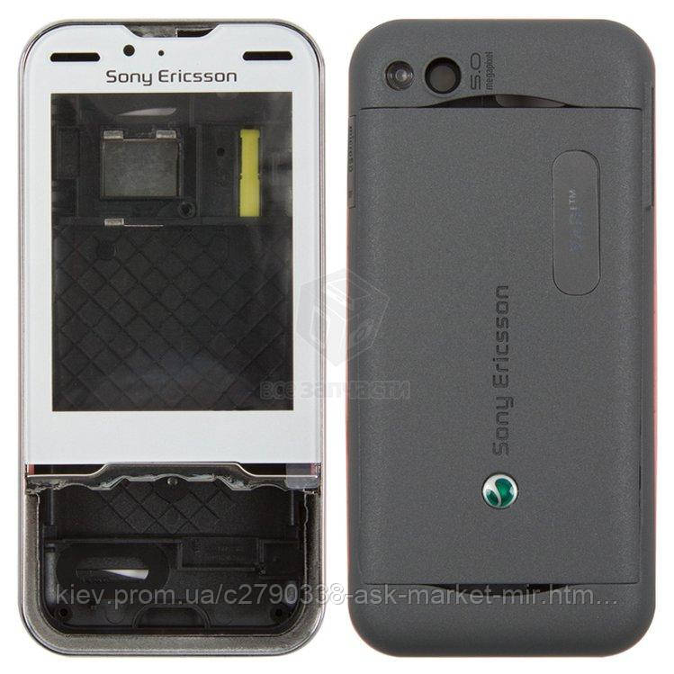 Корпус для Sony Ericsson U100i Yari Original Grey