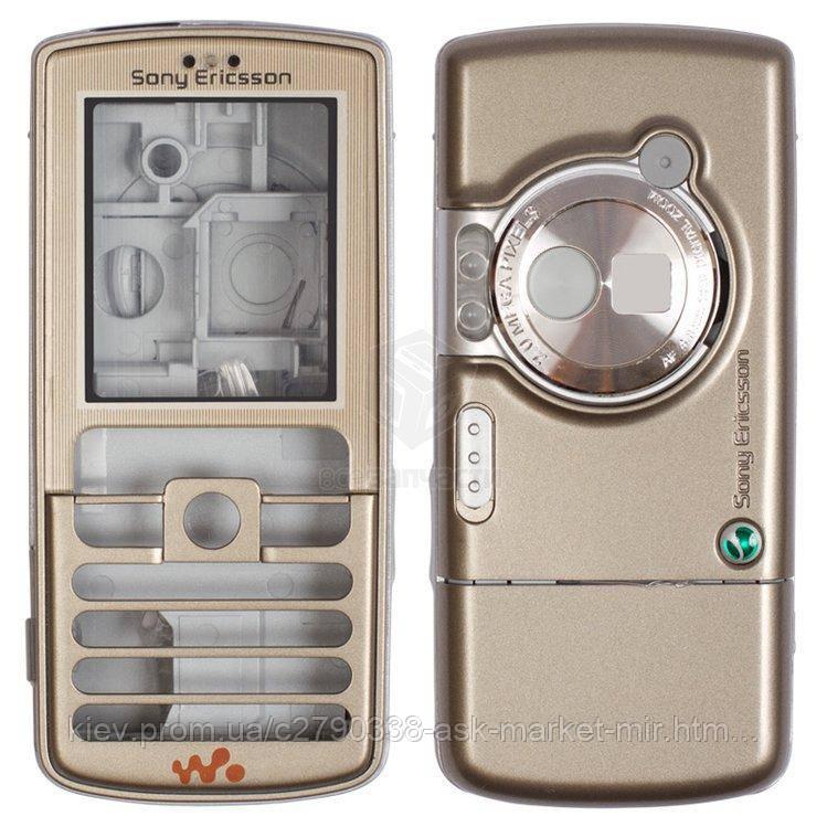 Корпус для Sony Ericsson W700i Original Gold