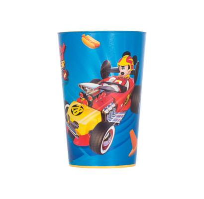 Набор посуды для детей INVICTUS Disney Mickey 3 предмета Пластик Желтый (815805)