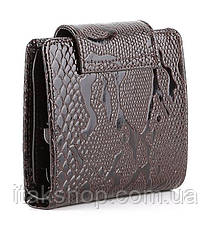 Кошелек женский KARYA 17165 кожаный Коричневый, Коричневый, фото 3