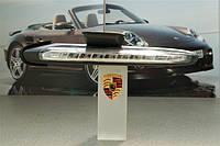 Porsche Cayenne 958 Turbo 10-14 туманка левый ходовой огонь в бампер новый оригинал